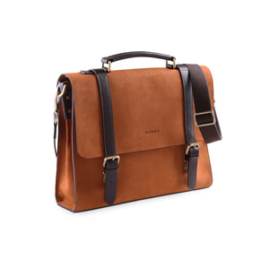"Classic 15"" Messenger Bag - ZETTINO"