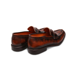 Classic Penny Loafer - Long