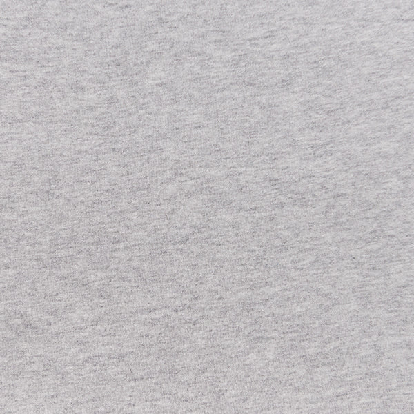 Cot Fitted Sheet Jersey Cotton: SOFT GREY MARLE