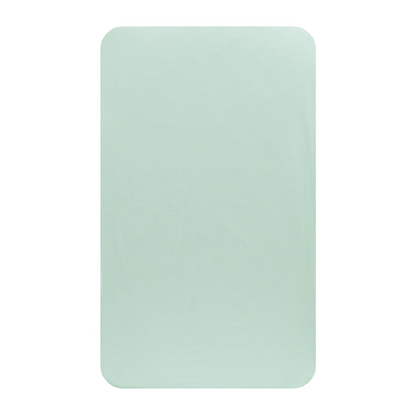 Cot Fitted Sheet Woven Cotton: MINT
