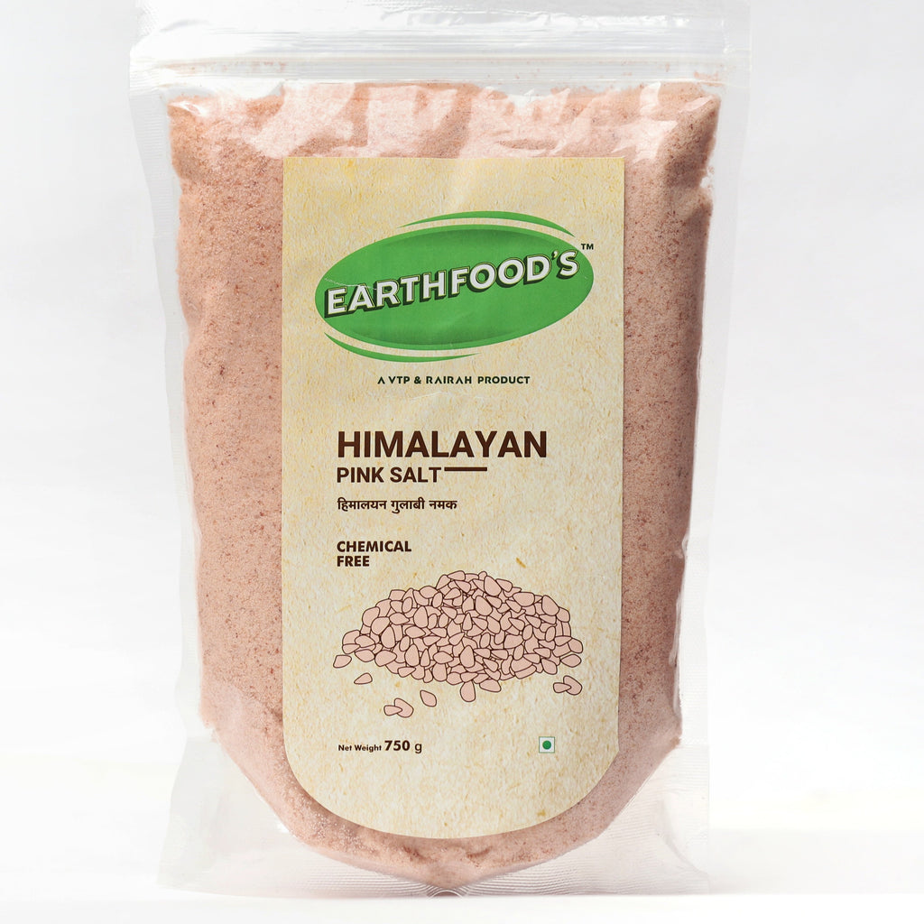 Himalayan Pink Salt 1500 g (2 packs of 750 g each)