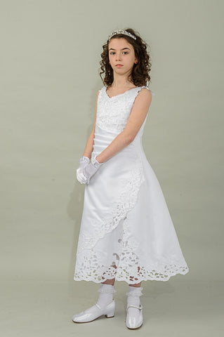 Amie Communion Dress & Matching Jacket Exclusive To The Bridal Lodge (SALE)