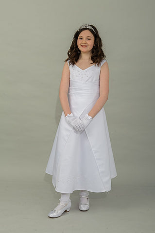 Aurora Communion Dress By Valentia Exclusive To The Bridal Lodge (Sale)