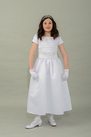 Dahlia Communion Dress By Valentina Exclusive To The Bridal Lodge (Sale)