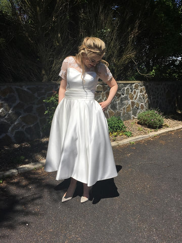Beverly Hills Bridal Gown By Niamh Corazon