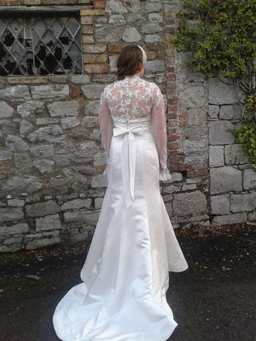 Bridal lace jacket by TBL ( to be loved)