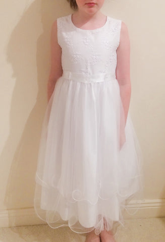 Gigi Flower Girl Dress