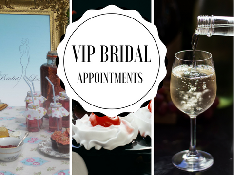 V.I.P Bridal Appointment