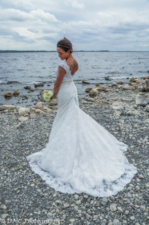 Synita Lace Bridal  Gown by TBL Exclusive To The Bridal Lodge
