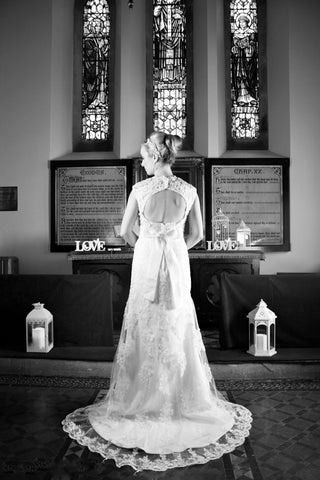 Joanne Bridal Gown By T.B.L