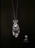 Limited eddition Niamh Corazon Elizabeth Necklace