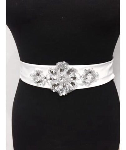 Francesca  Bridal Belt by T.B.L