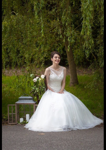 Carmel by Niamh Corazon Bridal Sample Sale
