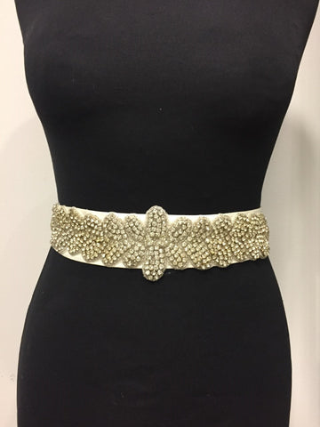 Josephine Bridal Belt by T.B.L