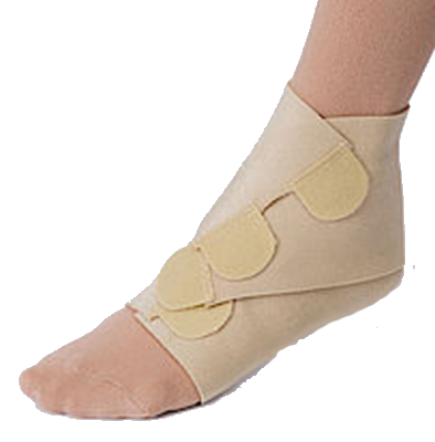 Jobst FarrowWrap Footpiece - Strong (30-40mmHg)