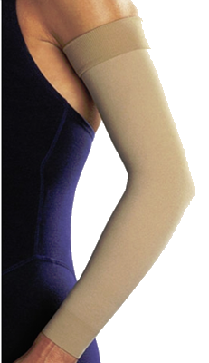Jobst Bella Lite Armsleeve with Knitted Band - Class1 (15-20mmHg)