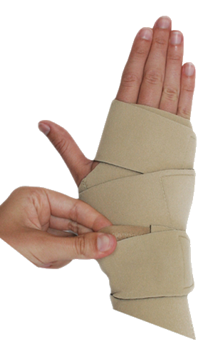 Juxta-Fit Hand Wrap
