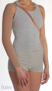 Juzo Dynamic Armsleeve With Shoulder Strap - Class 1 (18-21mmHg)
