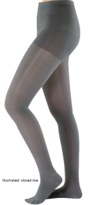 Juzo Attractive Tights Open Toe - Standard Length - Class 1 (18-21mmHg)
