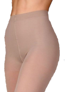 Juzo Soft Tights Closed Toe - Short length -  Class 2 (23-32mmHg)