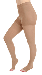 Haddenham Venex Microlight Tights Open Toe - Class 1 (18-21mmHg)
