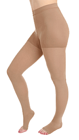 Haddenham Venex Microlight Tights Closed Toe - Class 1 (18-21mmHg)