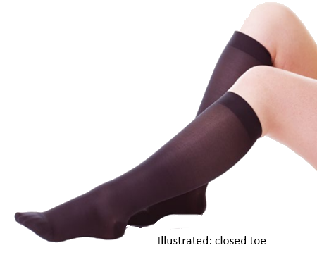 Altiven Below Knee Open Toe - Class 1 (18-21mmHg)