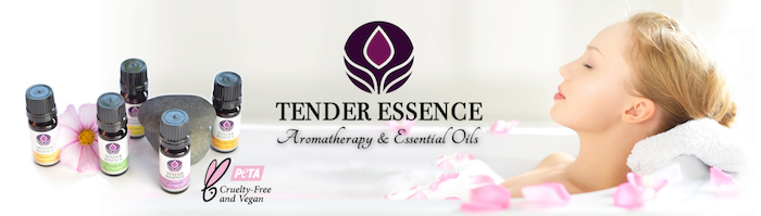 Tender Essence Essential Oils banner