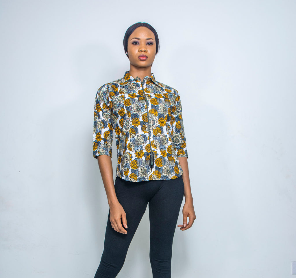 Pepperfruit Lekki Women's Shirt