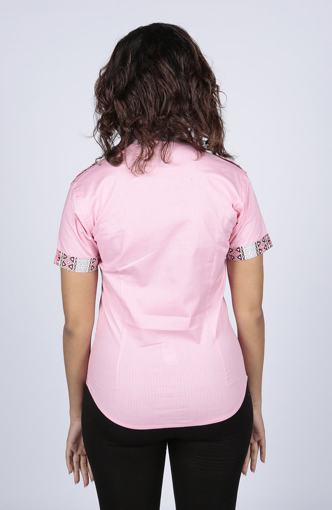 Pepperfruit Ivy S/Sleeve Women's Shirt