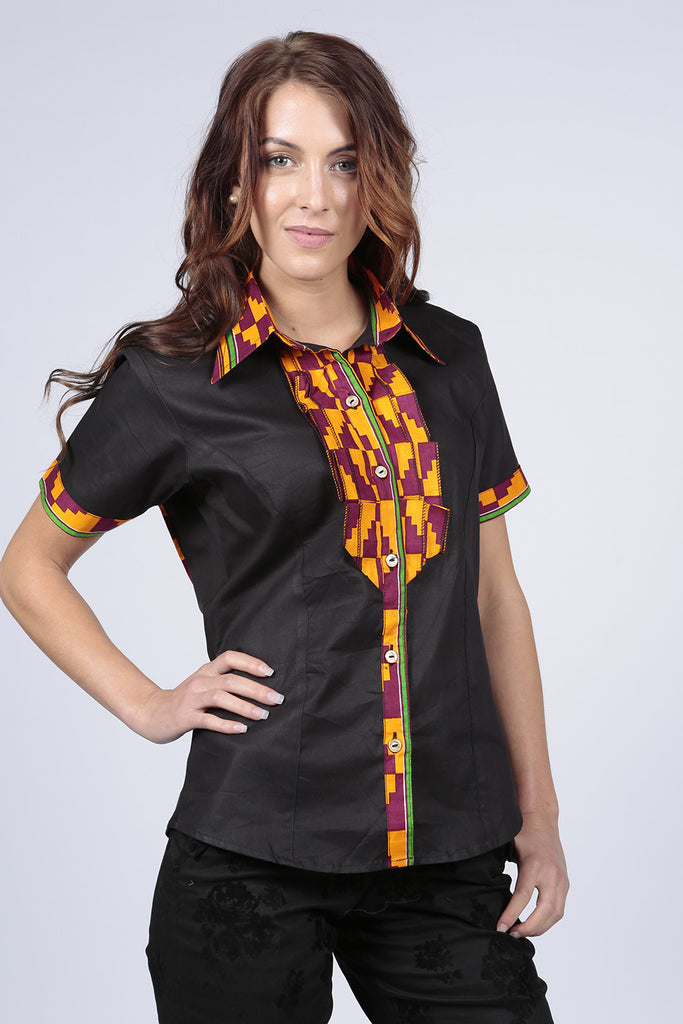Spicy Pepperfruit Holly S/Sleeve Shirt
