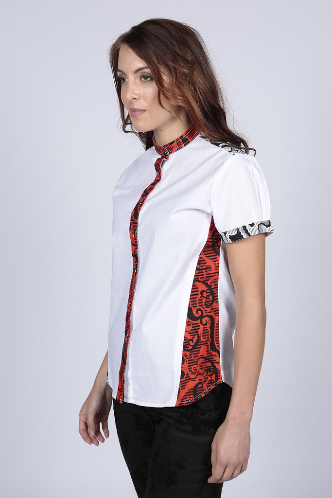 Pepperfruit Daisy Women's Shirt