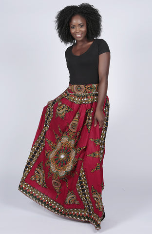 Pepperfruit Rose Skirt