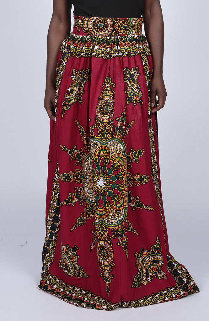 Spicy Pepperfruit Rose Skirt