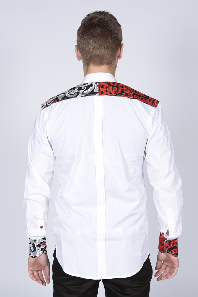 Spicy Pepperfruit Whitefriars Shirt