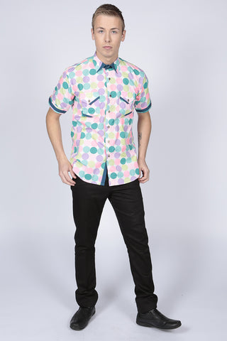Pepperfruit Bloomsbury S/Sleeve Shirt