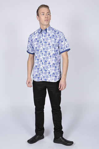 Classic Pepperfruit Cavendish S/Sleeve Shirt