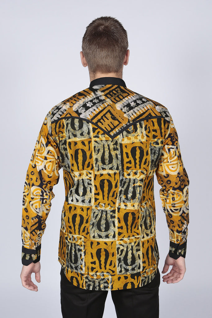 Printed Pepperfruit Fulham Shirt