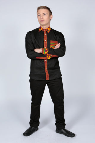 Pepperfruit Blackwall Shirt
