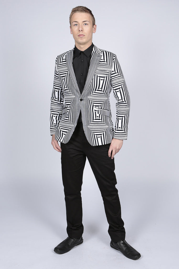 Classic Pepperfruit Goldsmiths Blazer