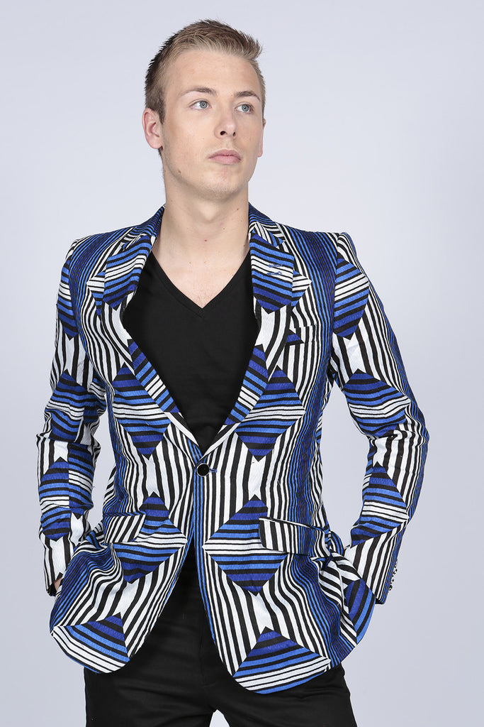 Pepperfruit Silversmiths Mens Blazer