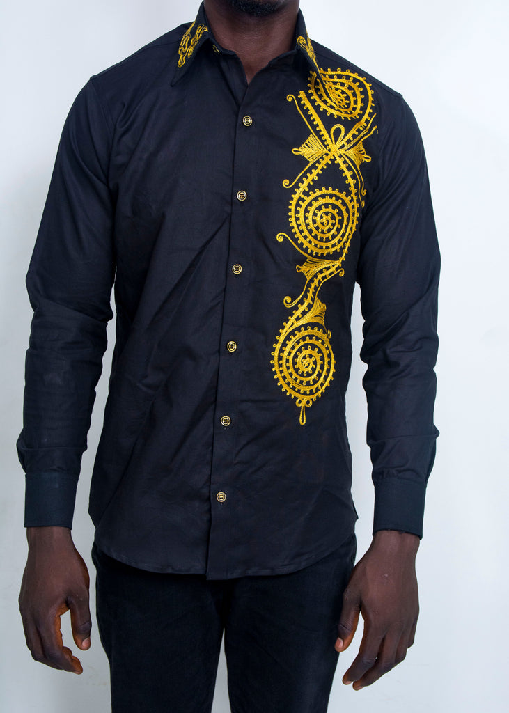 Pepperfruit Alpha III Embroidered Shirt