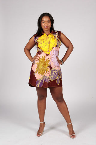 Pepperfruit  Amazonia Shirt Dress