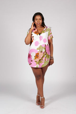 Pepperfruit Amara Shirt Dress