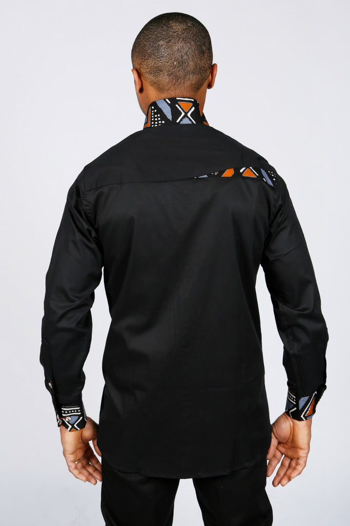 Pepperfruit Blackgold Shirt
