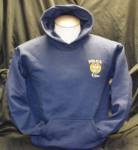 OPS Youth Hooded Top/ Chandail à capuchon junior
