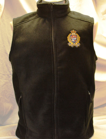 OPS Vest Fleece/ Veste en molleton