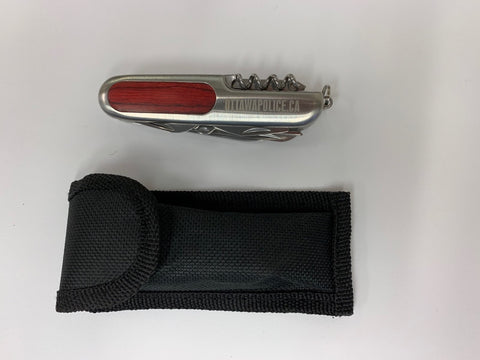 ARRIVAL - Multi Tool Pocket Knife