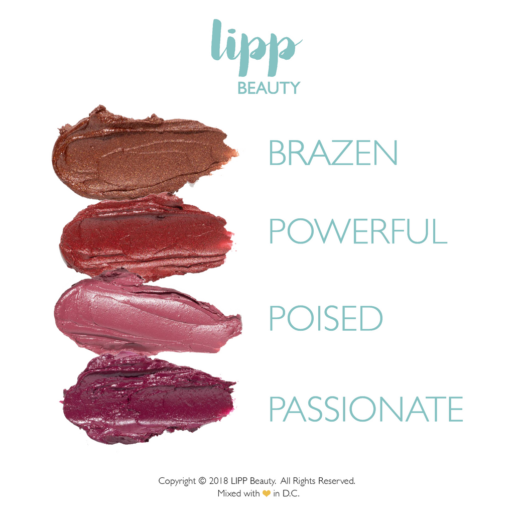 LIPP Kit (for Mocha Skin Tones)
