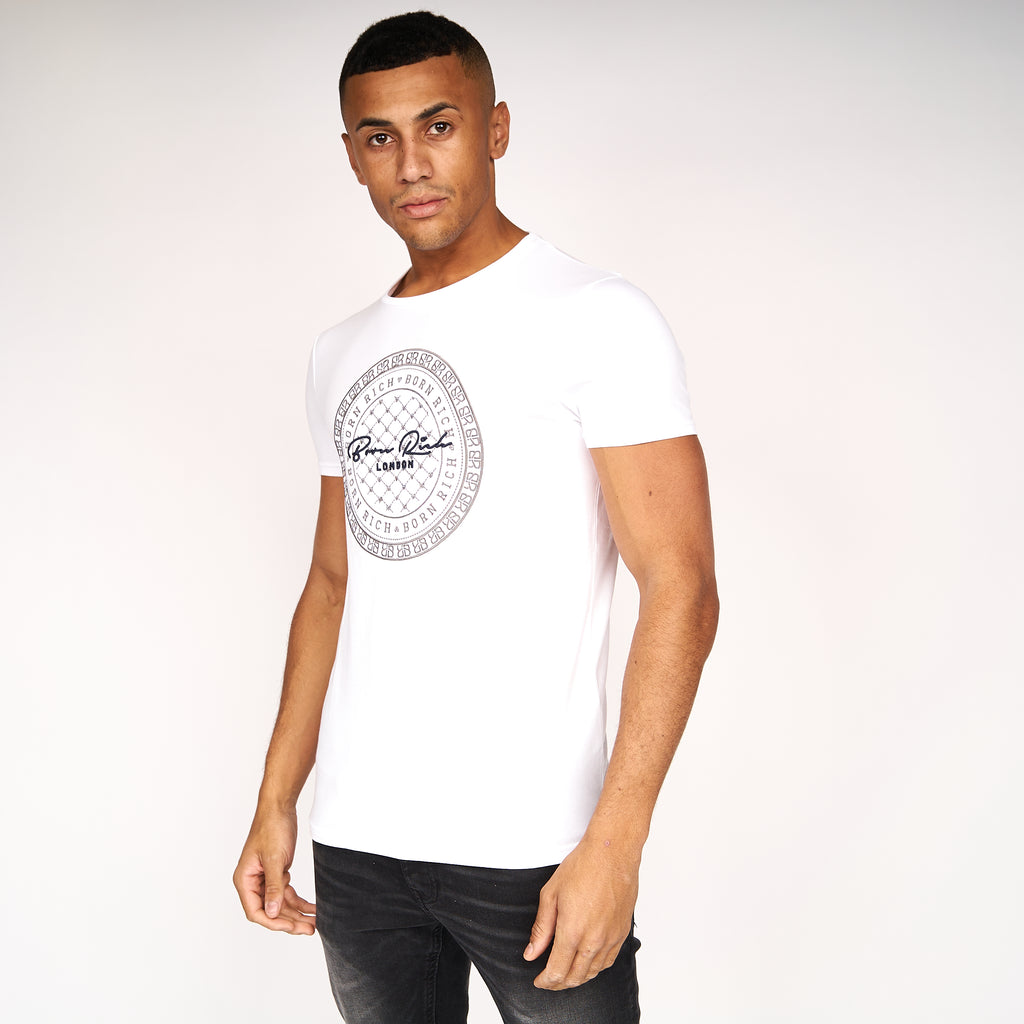Wague T-Shirt White